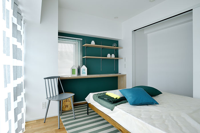 リノベーション 寝室