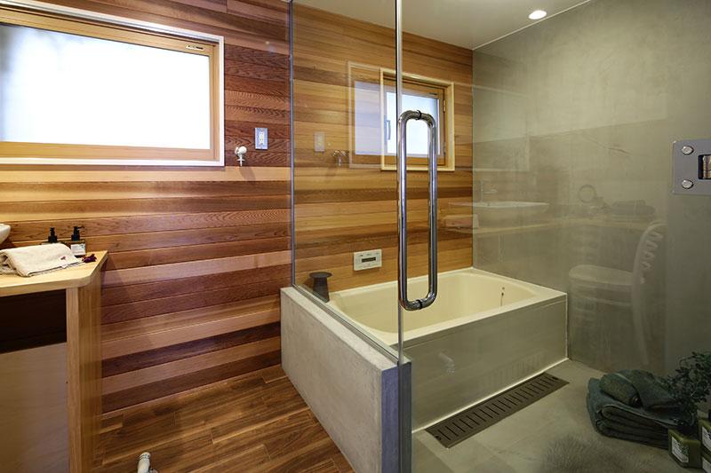 在来浴室 リノベーション