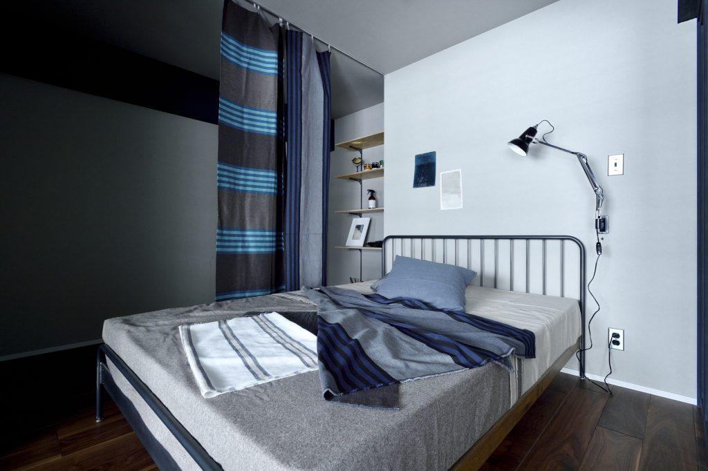 仙台のリノベーション寝室の事例