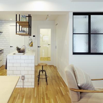 仙台市内のマンションリノベーション事例9