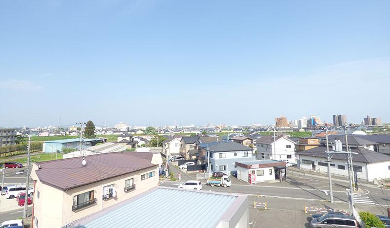 仙台福田町「グランコート」眺望
