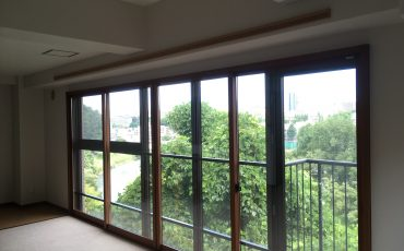 仙台のスタッフブログ:マンションでも断熱を!内窓がおすすめ