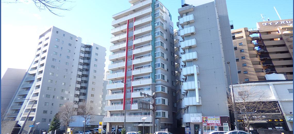 仙台リノベーション向きマンション「五橋シティハウス」