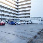 京急仙台プラザの駐車場