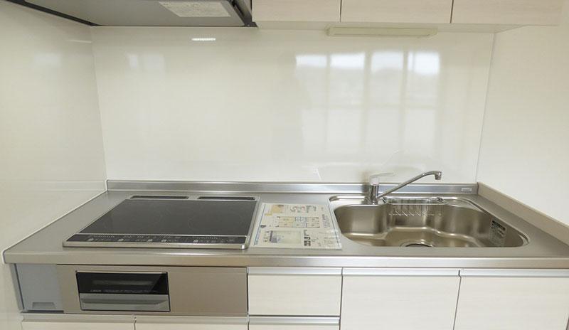 ユートピアレジデンス南仙台のキッチン